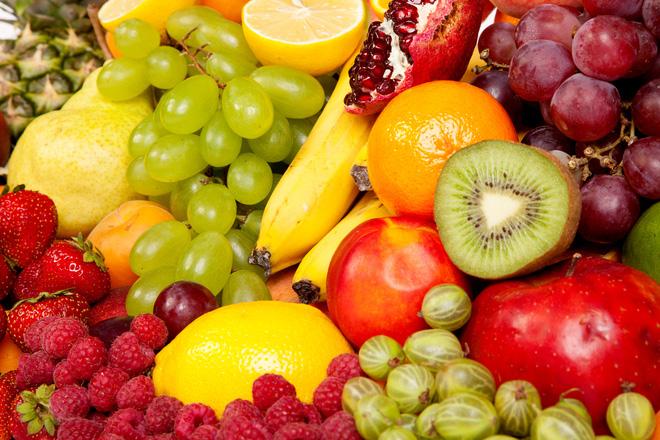 Chọn trái cây tươi ngon vừa chín