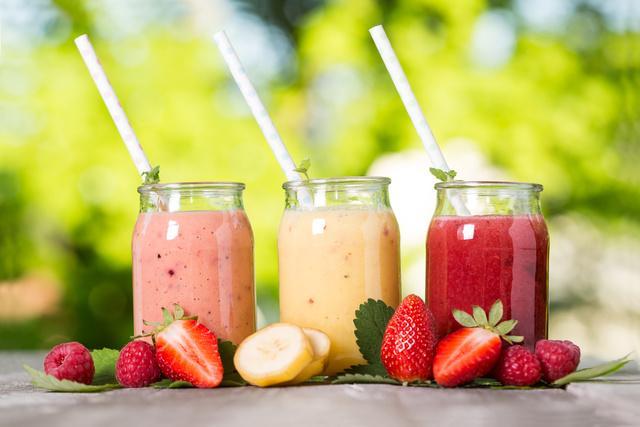 Sinh tố trái cây - thức uống siêu tốt cho cơ thể