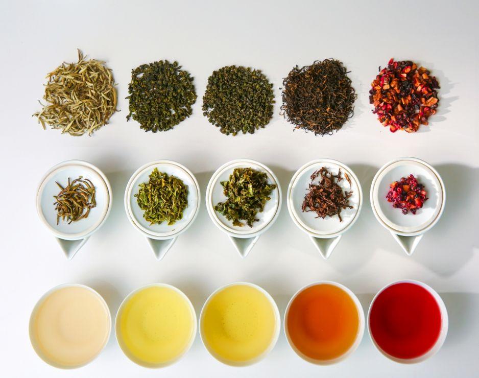 cac-loai-tra nguyên liệu làm trà sữa tại nhà [HOT] Nguyên liệu làm trà sữa tại nhà cho ly trà sữa ngon đúng điệu hot nguyen lieu lam tra sua tai nha cho ly tra sua ngon dung dieu