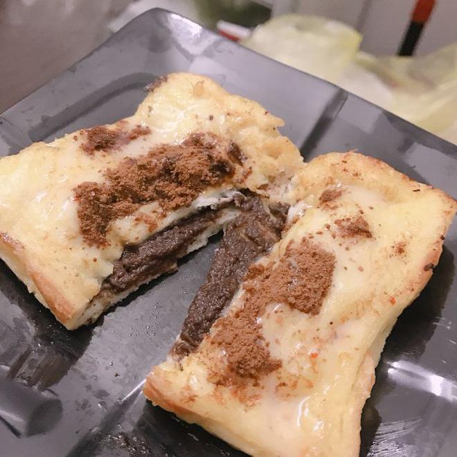 toast-milo kem milo Kem milo: cách biến tấu milo khiến trẻ mê mẩn kem milo cach bien tau milo khien tre man