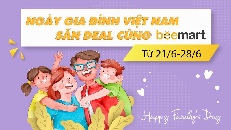 ngày gia đình việt nam Ngày gia đình Việt Nam – cả nhà cùng vào bếp!!! ngay gia dinh viet nam