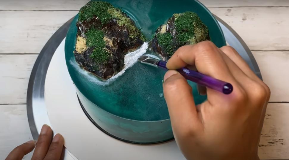 Tự sáng tạo và trang trí bánh