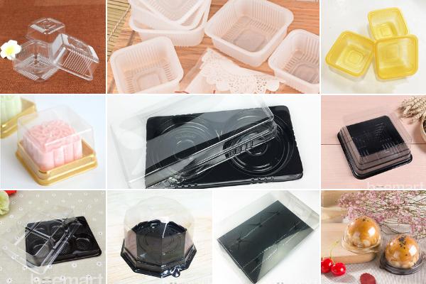 Các loại khay, hộp nhựa