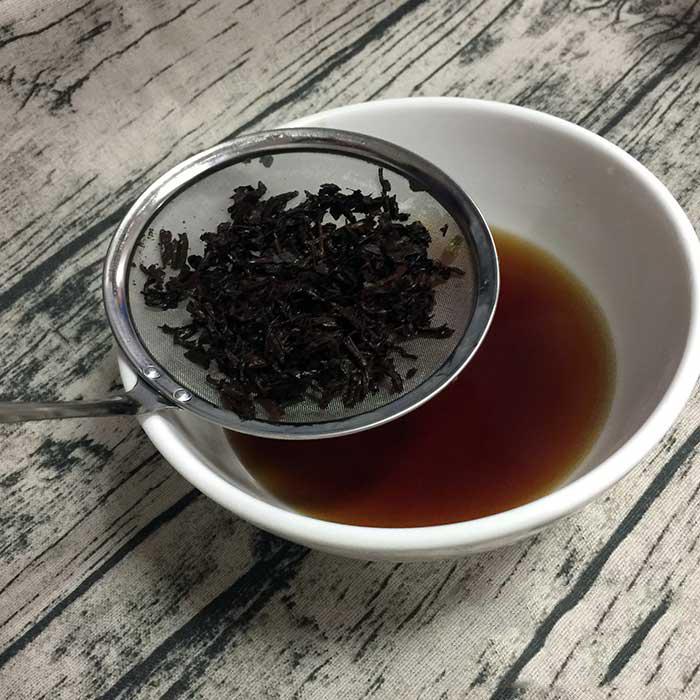 Ủ trà