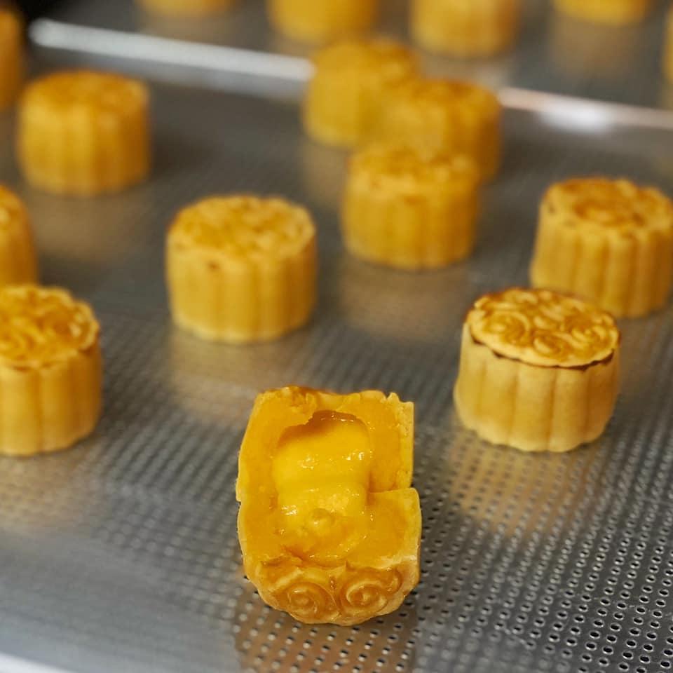 bánh thơm ngon sẽ làm món mới trong mùa trung thu năm nay