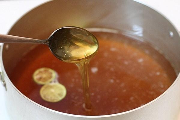 Tip giúp nước đường thơm ngon hơn
