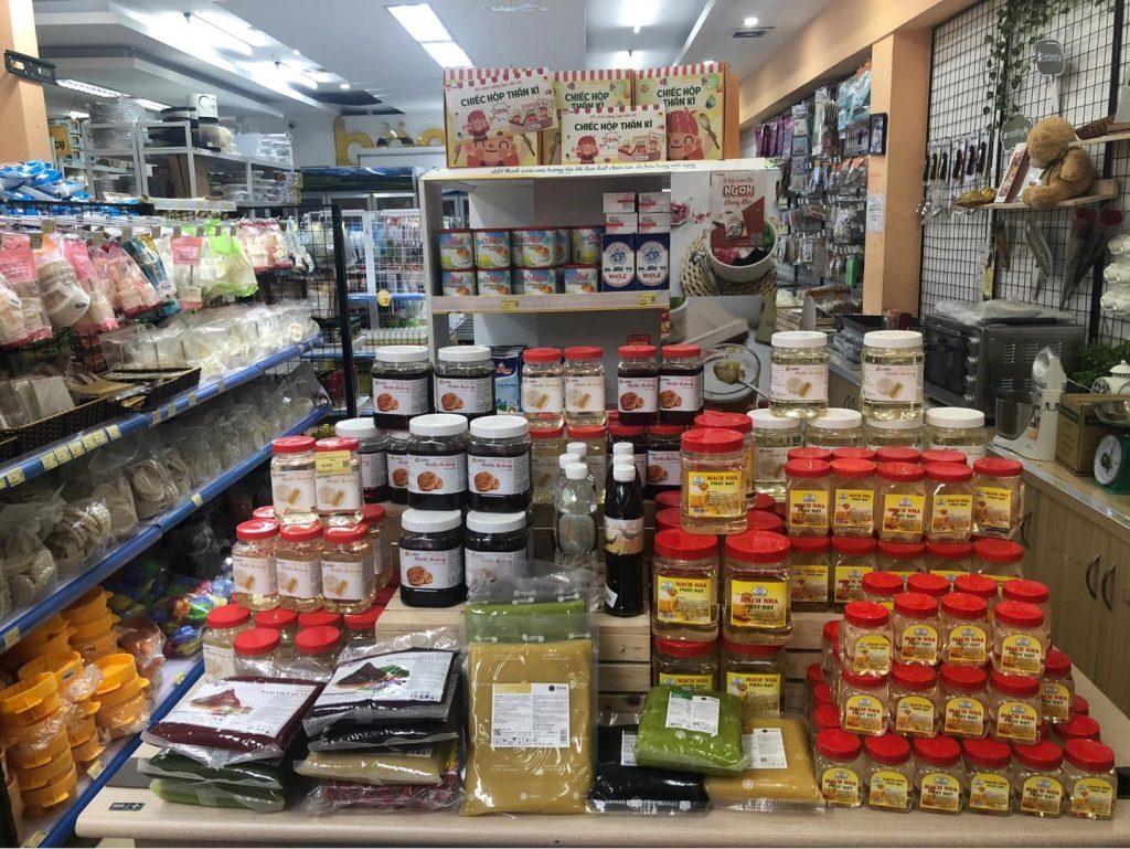 Beemart - Thế giới đồ làm bánh