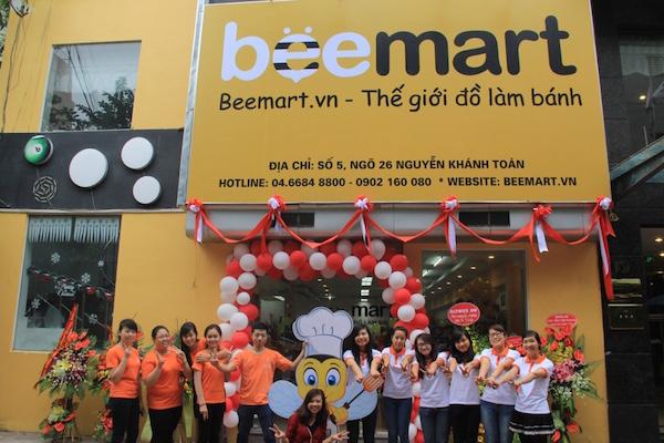 beemart- địa chỉ bán nguyên liệu làm bánh