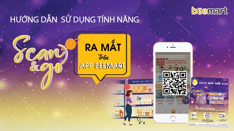 tính năng mua sắm Hướng dẫn sử dụng tính năng mua sắm Scan & Go – Quét là có trên App Beemart huong dan su dung tinh nang scango