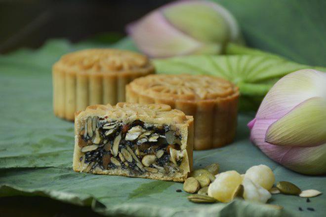 cách làm bánh trung thu thực dưỡng