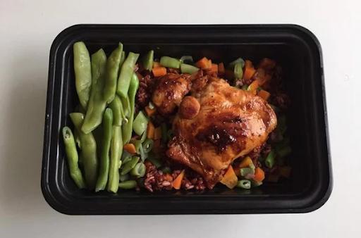 ức gà bữa ăn healthy giảm cân Bật mí thực đơn bữa ăn healthy giảm cân cực hiệu quả bua an healthy giam can3