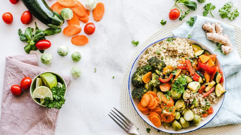 bữa ăn đủ chất dinh dưỡng Bữa ăn đủ chất dinh dưỡng là bữa ăn như thế nào? bua an healthy
