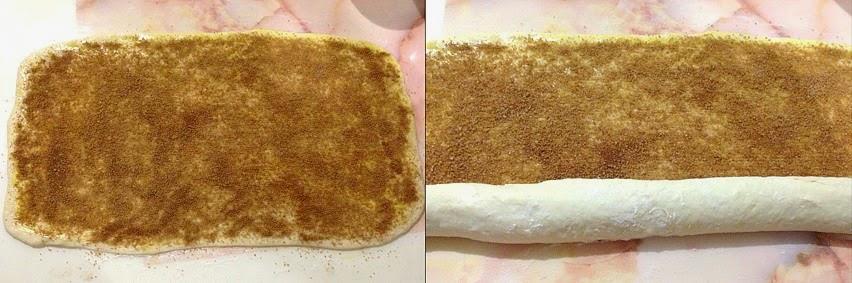 cách làm bánh mì cuộn quế 3
