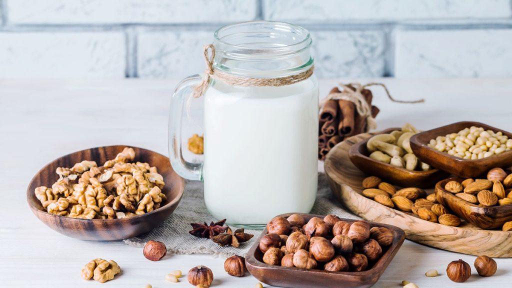 cách làm sữa hạt