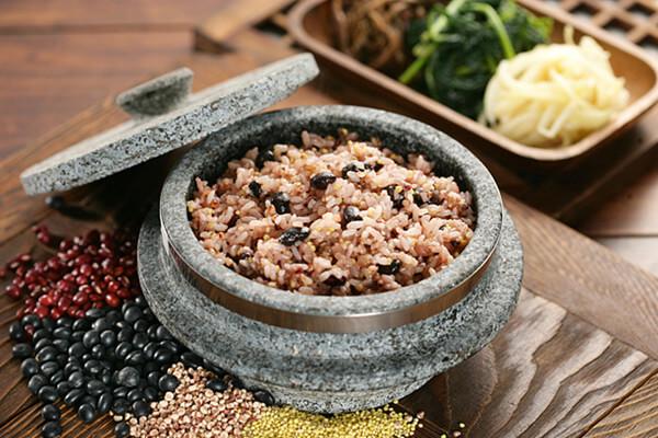 cách nấu gạo lứt đen