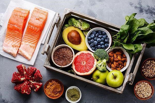 Mua đồ ăn vặt healthy
