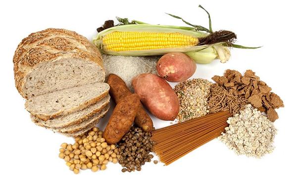 Tinh bột tốt cho bữa ăn healthy