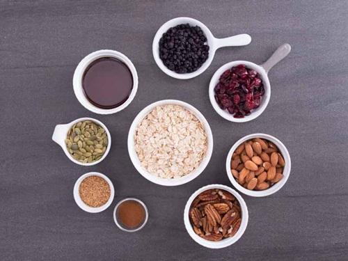 cách làm granola
