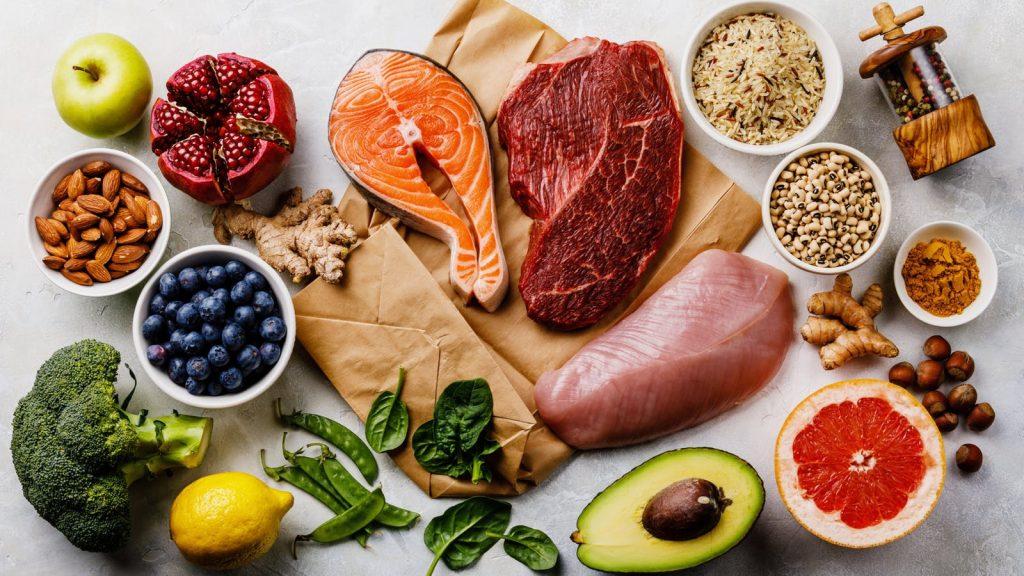 ăn healthy tốt cho sức khỏe