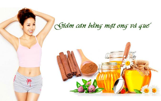 bột quế hỗ trợ giảm cân