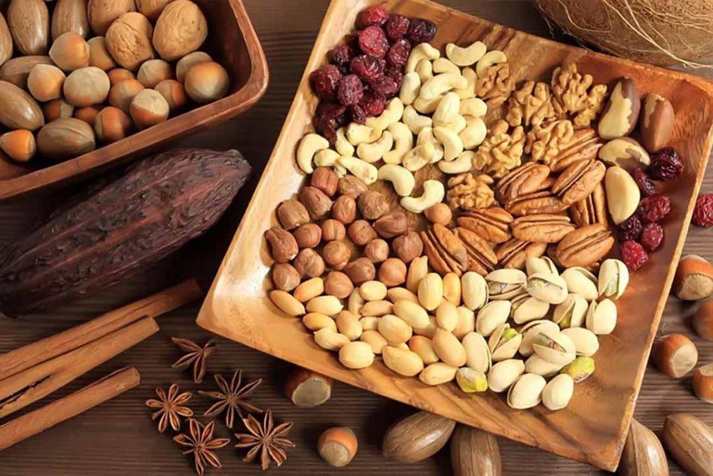 hạt dinh dưỡng
