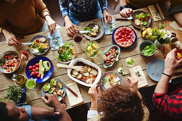 thực đơn ăn healthy