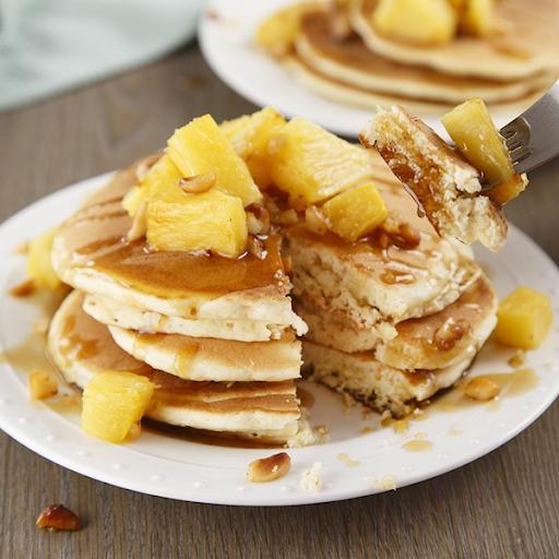 các loại bánh ăn sáng healthy