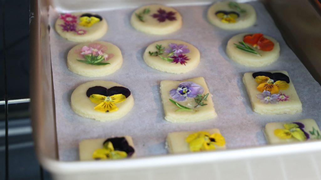 Bánh quy hoa