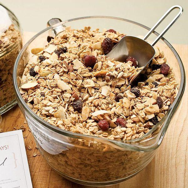 cách làm granola giảm cân