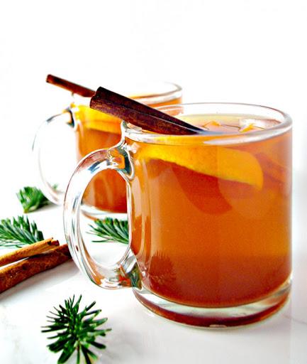 công dụng trà cam quế