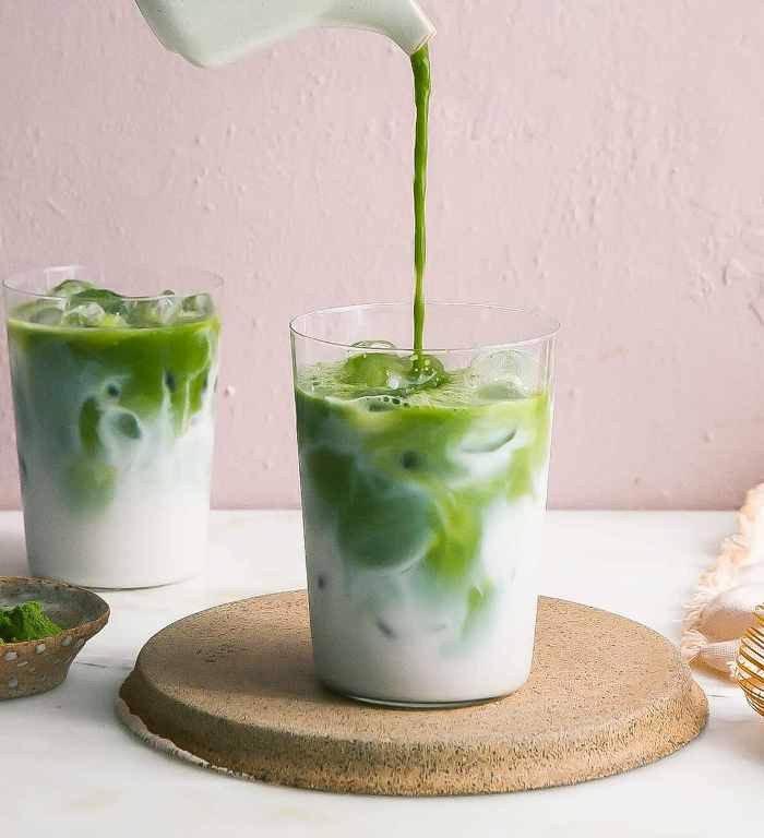 Cách làm trà sữa matcha chuẩn vị trà xanh ngay tại nhà