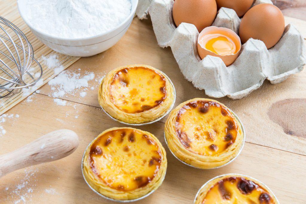 banh-egg-tart bánh egg tart Cách bảo quản bánh egg tart tiện lợi và giữ được hương vị nhất rsz 02 10 1024x682
