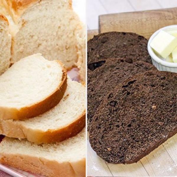 Calo của bánh mì đen